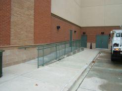 Handrail - Rave Cinema at The Greene