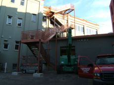 Stairs - Greater Dayton Construction